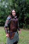Adaptation on Rohan armor
