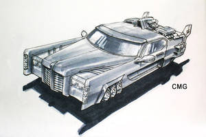 Hover Cadi by MeckanicalMind