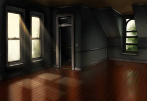 Daytime Room Render by MeckanicalMind