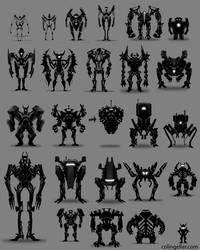 Robot Thumbnails 1