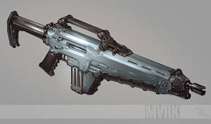 Mod Rifle