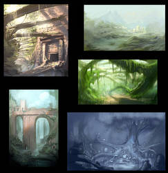 Color Thumbnails by MeckanicalMind