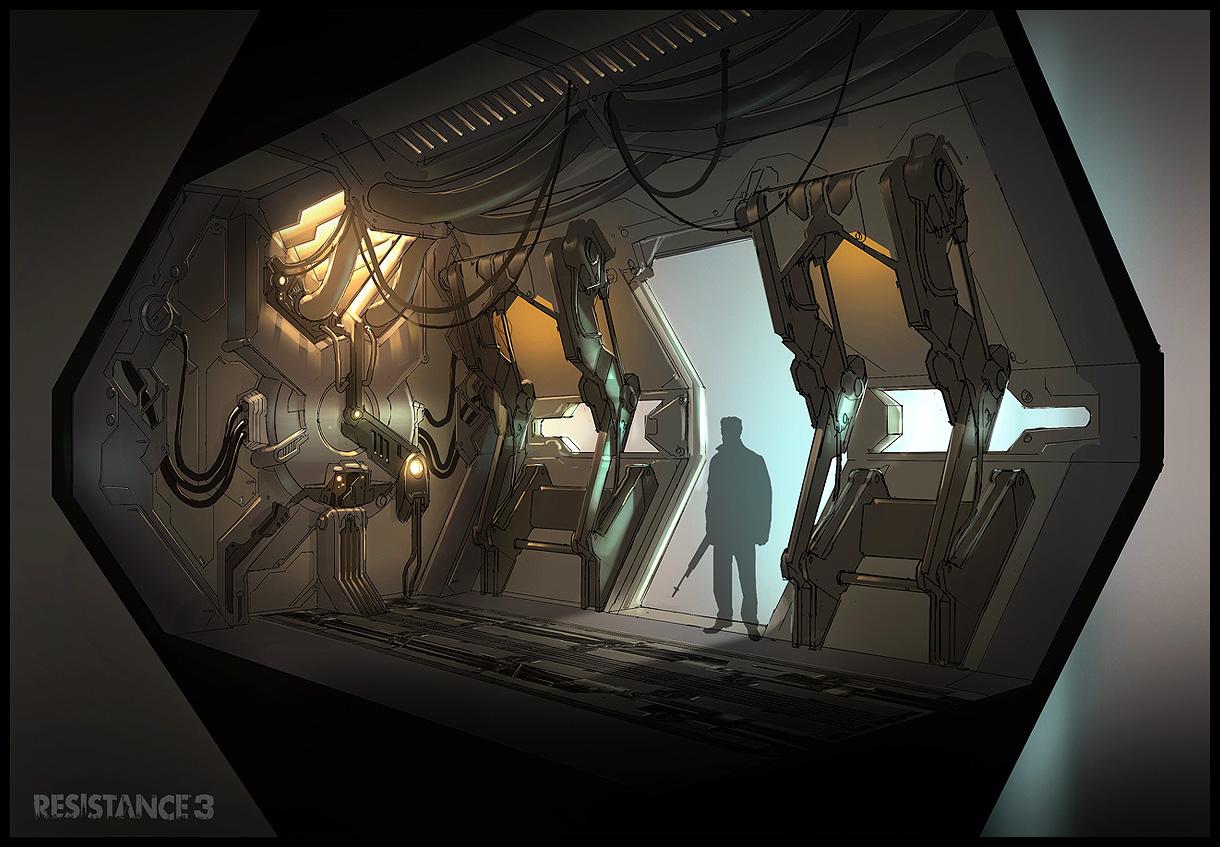 R3 Chimera Interior by MeckanicalMind
