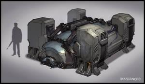 R3 Chimera Generator by MeckanicalMind