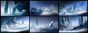 Ice World Thumbnails