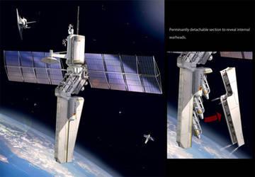 FUSE  Warhead Satellite