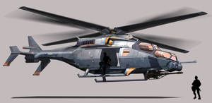 FUSE Transport Helicopter