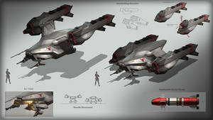 FUSE Raven Facility Boss V2 by MeckanicalMind