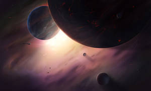 Sol System by MeckanicalMind