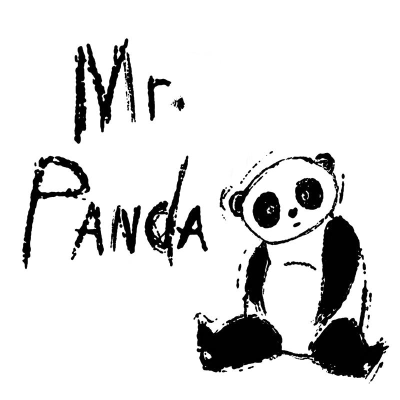 Its Mr Panda by MeckanicalMind on DeviantArt