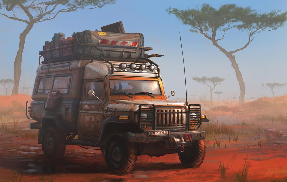 Safari Medical by MeckanicalMind