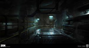 DOOM - Underground Hallway