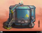 DOOM - Storage Tank