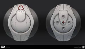 DOOM - Echo Drone Details