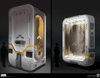 Artifact Storage Crates by MeckanicalMind