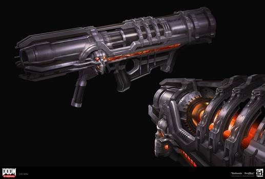 DOOM Eternal - Rocket Launcher
