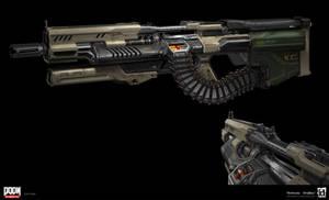 DOOM Eternal - Heavy Cannon