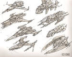 Space Ships 7