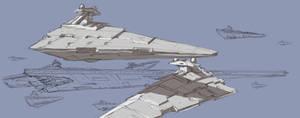Imperial Fleet WIP