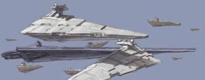 Imperial Fleet WIP 2