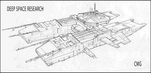 Deep Space Research Platform