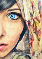 Blue Eye by rustydoubleohseven