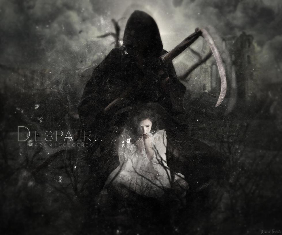 Despair ! by MazenDesignes
