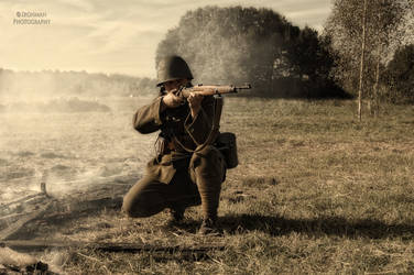 Polish soldier by ironman80