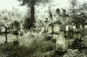 Cmentarz w Radruzu by ironman80