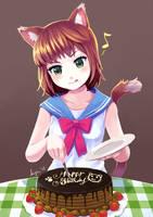 Happy Birthday by KuyaChan
