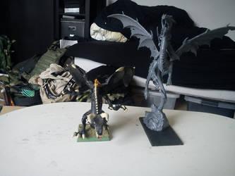Dragon comparison 2 by madsvg