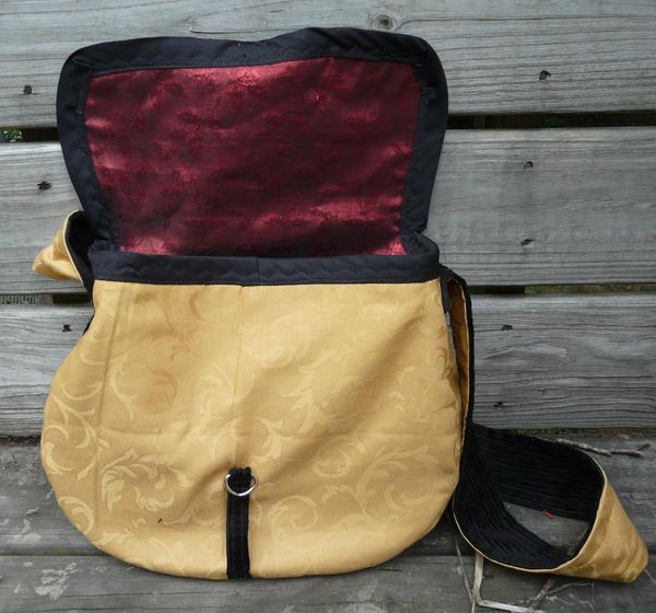 MLF Messenger Bag 2 by Eliea