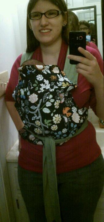 Mei Tai Baby Carrier by Eliea