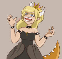 My Bowsette