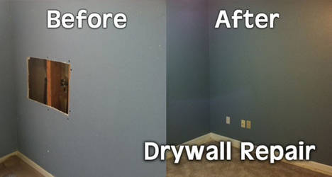 Dry Wall Contractor by abcpainting