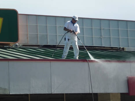 Pressure Washing Services by abcpainting
