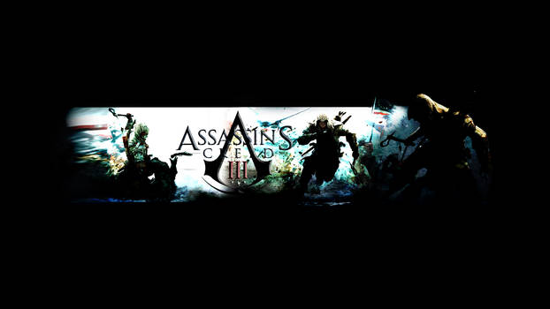 Assassin's Creed 3 YouTube Background