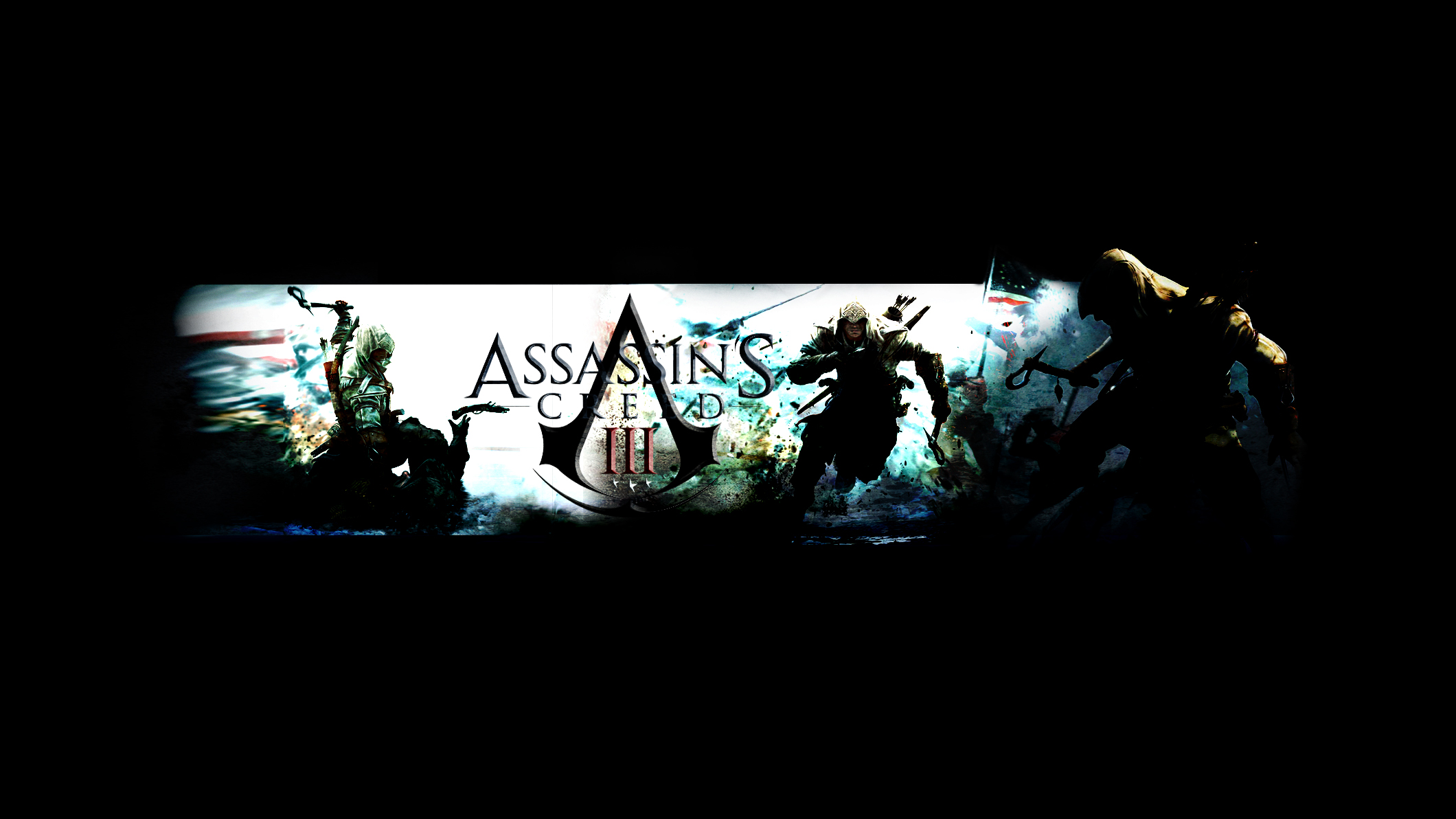 Assassin S Creed 3 Youtube Background By Thepoweroffive On Deviantart