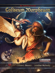 Coliseum Morpheuon Cover by Darkhanna