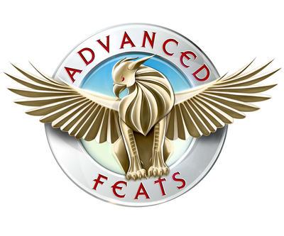 Advanced Feats Logo by Darkhanna