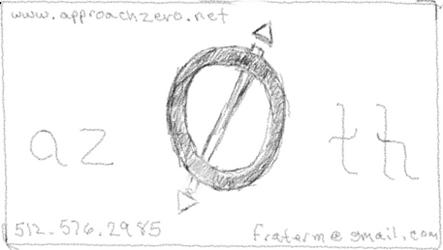 aproachzero-buscard-design by fraterm