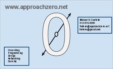 aproachzero-buscard-googledoc by fraterm