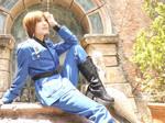 Hetalia cosplay: Italy