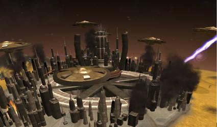 Capitol Under Siege by puma7372