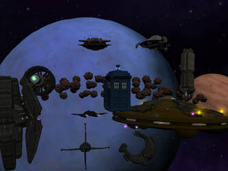 The Siege of Trenzalore by puma7372