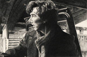 The Consulting Detective by gunneos