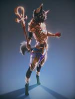 Anubis by fruitbloodmilkshake