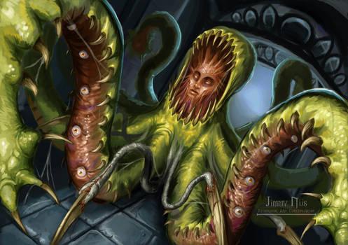 Eldritch Creature