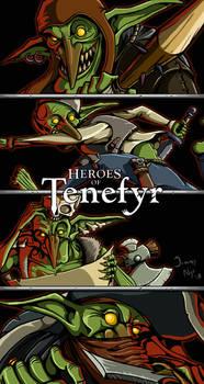 Heroes of Tenefyr - Goblins