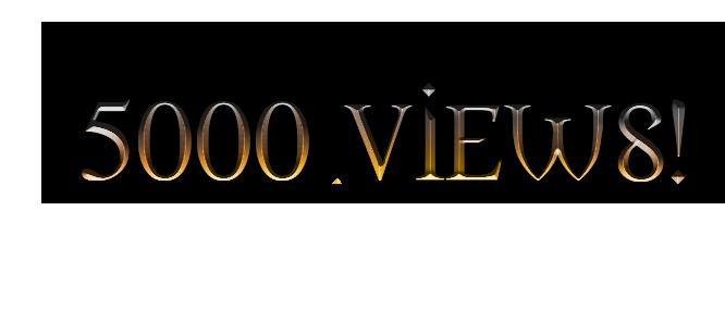 5000 Views by JimmyNijs
